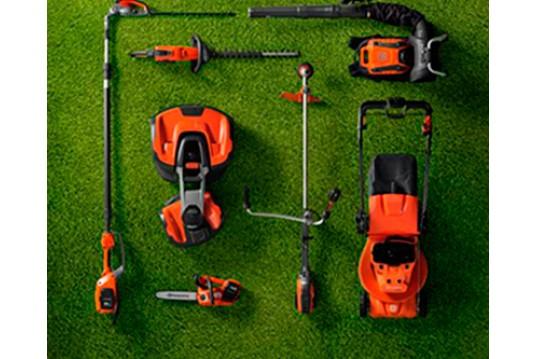Maquinaria y herramienta para la poda, jardinería y agrícola
